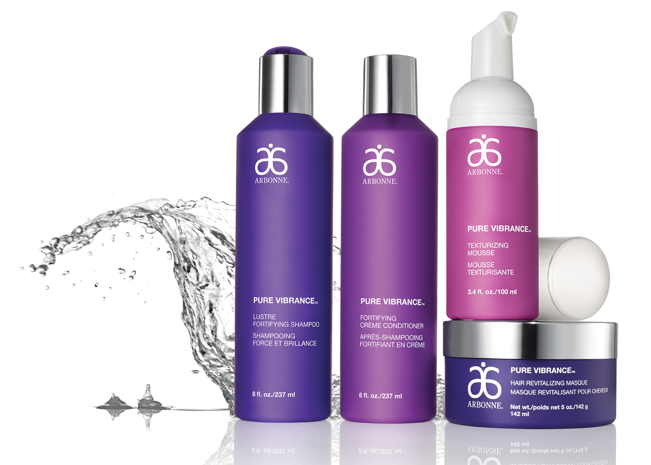 hair care arbonne pure vibrance line colorlast exclusive shampoo prevent botanical blend unique conditioner beauty lifestyles ns safe results luxurious